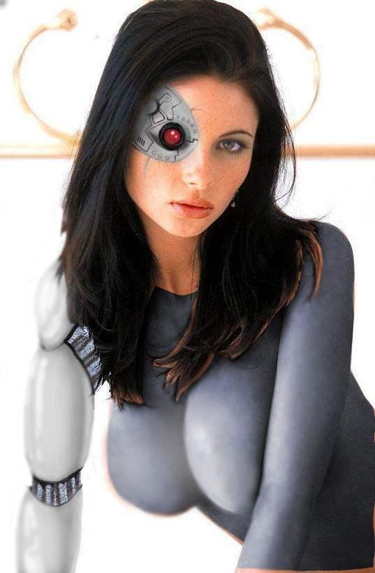 cyborg assassin c